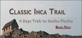 Inca Trail Four Days