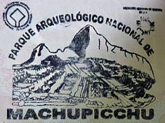 Inca Trail and Machu Picchu Permit
