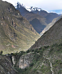 Inca Trail Day One