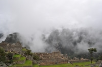 Machu Picchu vacation August 14 2011
