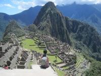 Machu Picchu trip Aug 29 2011