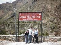 Machu Picchu trip Sep 13 2011