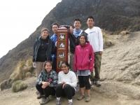 Machu Picchu trip Sep 09 2011