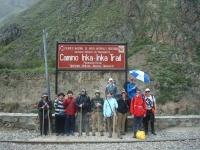 Machu Picchu travel Jan 01 2012