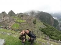 Machu Picchu trip Oct 14 2011