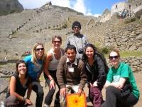 Machu Picchu trip Aug 20 2011