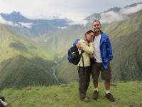 Machu Picchu vacation Nov 12 2011