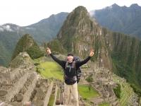 Machu Picchu travel Jan 21 2012