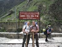 Machu Picchu vacation Jan 18 2012