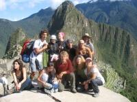 Machu Picchu vacation Nov 25 2011