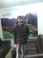 Machu Picchu travel Dec 18 2011