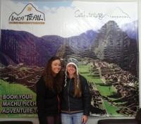 Machu Picchu travel May 19 2012