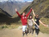 Machu Picchu vacation Jun 15 2012