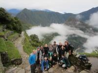 Machu Picchu vacation Mar 25 2012