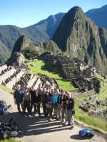 Machu Picchu trip Jun 07 2012