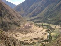 Machu Picchu vacation Jul 28 2012-2