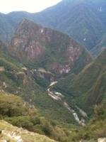 Machu Picchu vacation Sep 07 2012