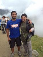 Machu Picchu vacation Nov 11 2012