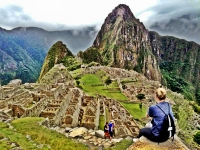 Machu Picchu vacation Dec 12 2012
