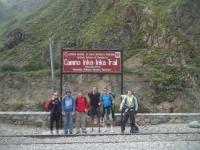 Machu Picchu vacation Jun 07 2013