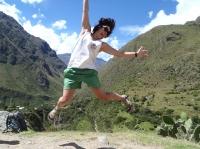 Machu Picchu vacation Apr 18 2013