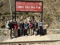 Machu Picchu travel Jun 15 2013
