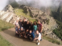Machu Picchu vacation Jun 14 2013