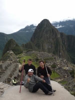 Machu Picchu vacation Jul 11 2013