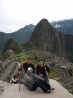 Machu Picchu vacation Jul 11 2013