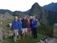 Machu Picchu trip May 25 2013