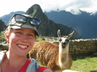 Machu Picchu trip May 19 2013
