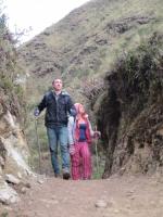 Machu Picchu vacation Jul 27 2013