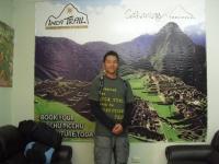 Machu Picchu vacation September 27 2013