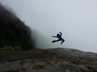 machu picchu jump