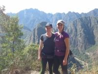 Hiking Huayna Picchu on Day 5