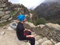 Machu Picchu Inca Trail November 17 2013-4