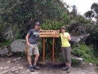 Machu Picchu trip November 22 2013