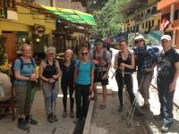 Machu Picchu travel October 12 2013