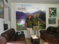Machu Picchu trip April 13 2014