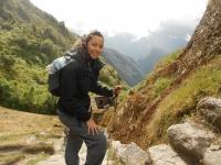 Shirley Inca Trail July 18 2014