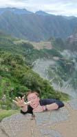 Machu Picchu vacation December 22 2013