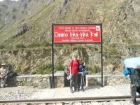 Machu Picchu trip May 07 2014