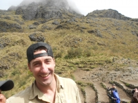 Joseph Inca Trail May 05 2014-2