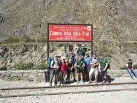 Machu Picchu vacation June 18 2014