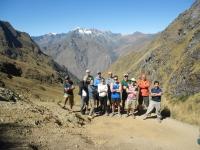 Machu Picchu travel June 18 2014