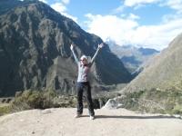 Machu Picchu vacation July 01 2014