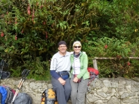 Machu Picchu vacation April 08 2014