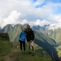 Machu Picchu vacation April 22 2014