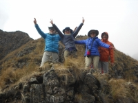 Beata Inca Trail July 28 2014-2