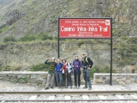 Machu Picchu vacation May 09 2014